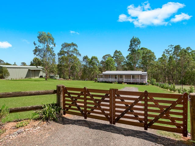 711 East Kurrajong Road, East Kurrajong, NSW 2758
