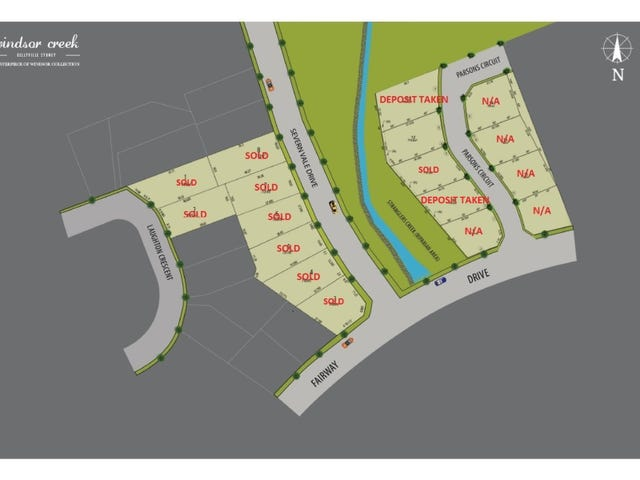 Lots 12 Parsons Cct, Kellyville, NSW 2155
