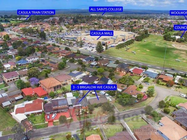 3-5 Brigalow  Avenue, Casula, NSW 2170
