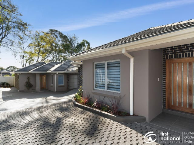 2 & 3/8 Haig Avenue, Denistone East, NSW 2112