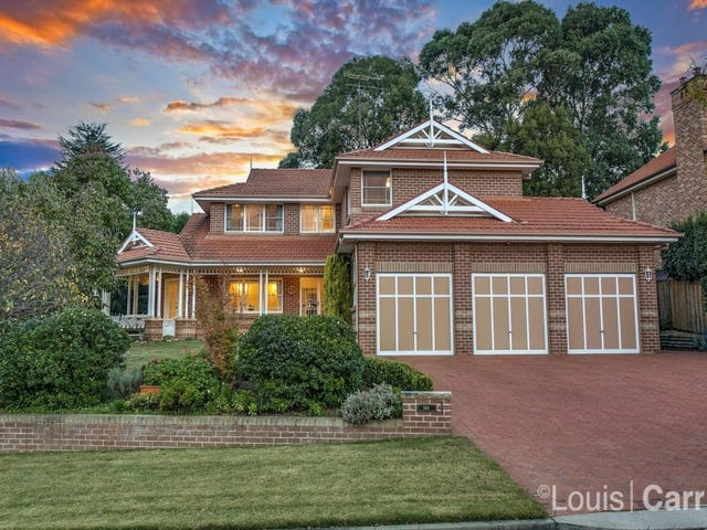 1 Bassett Place, Castle Hill, NSW 2154