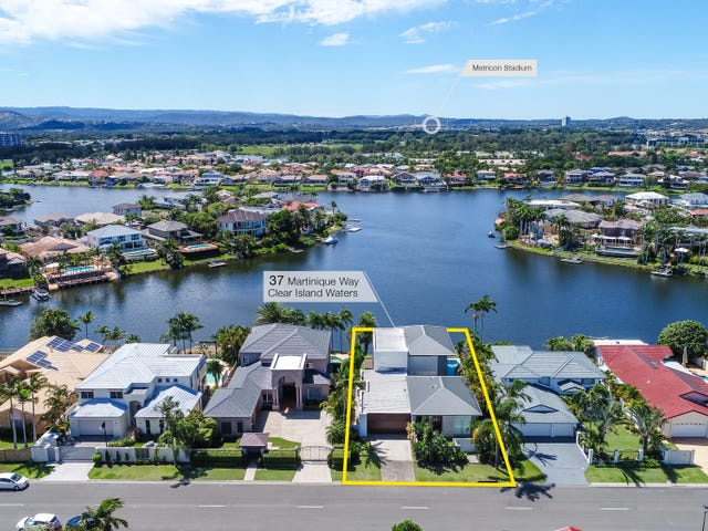 37 Martinique Way, Clear Island Waters, Qld 4226
