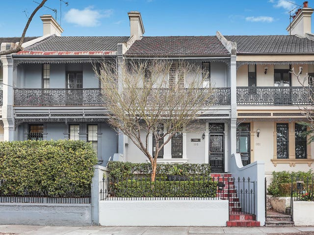 103 Glenmore Road, Paddington, NSW 2021