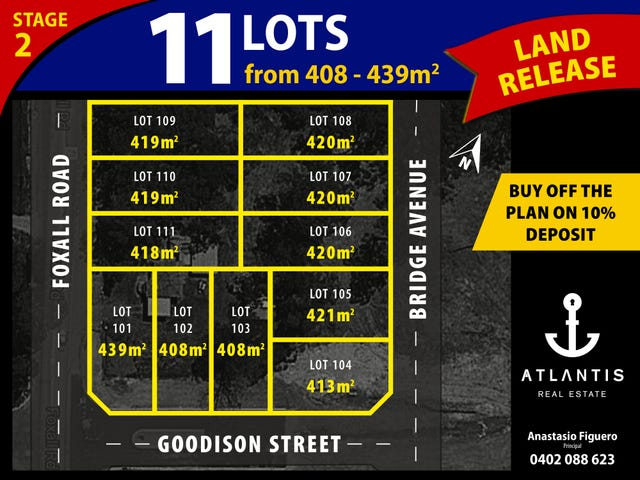 Lot 1 Foxall Rd, Kellyville, NSW 2155