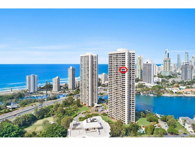 Atlantis West , 8 Admiralty Drive, Paradise Waters, Qld 4217