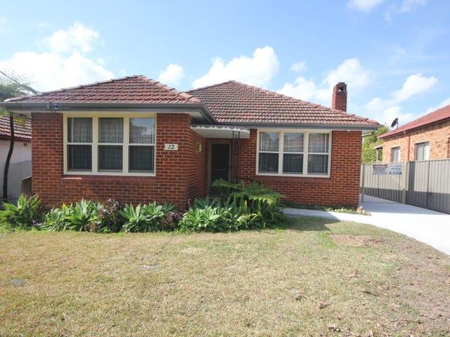 12 Sutcliffe Street, Kingsgrove, NSW 2208