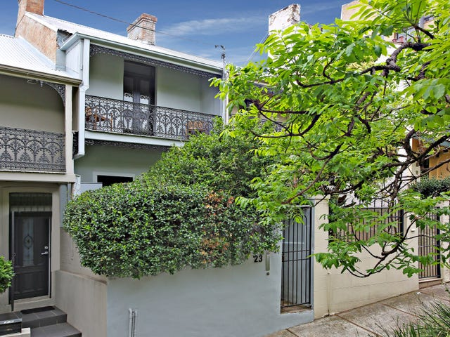 23 Campbell Avenue, Paddington, NSW 2021