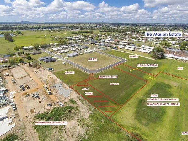 Lot 70 & 71 O'Malley Close, Grafton, NSW 2460