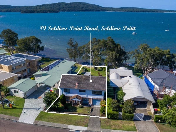 89 Soldiers Point Road, Soldiers Point, NSW 2317