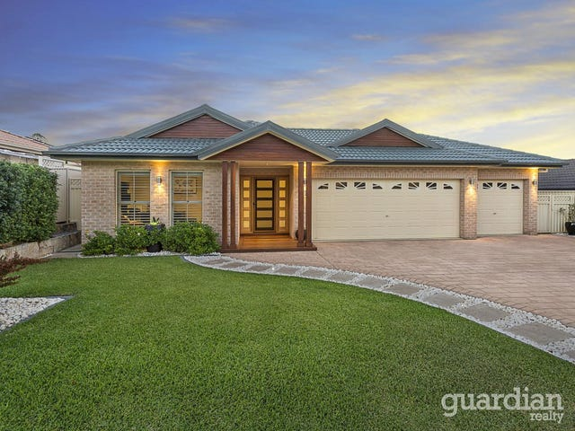 17 Connaught Circuit, Kellyville, NSW 2155