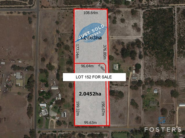 Lot 152 Cumming Rd, Oakford, WA 6121