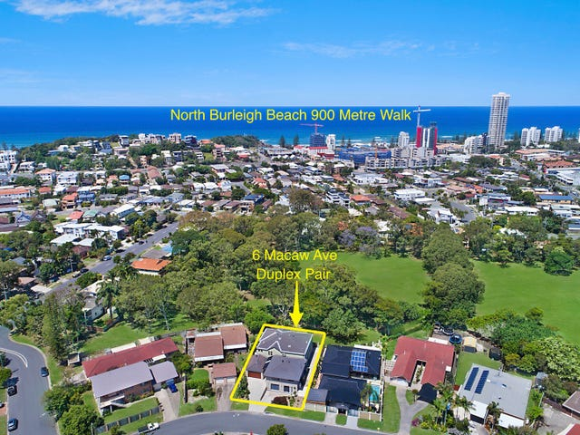 6 Macaw Avenue, Miami, Qld 4220