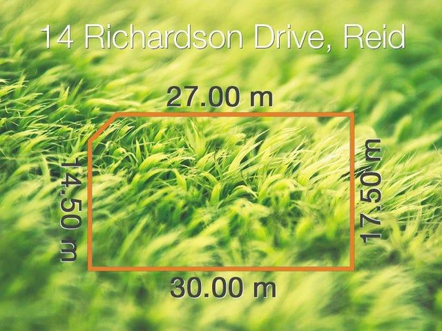 14 Richardson Drive, Reid, SA 5118
