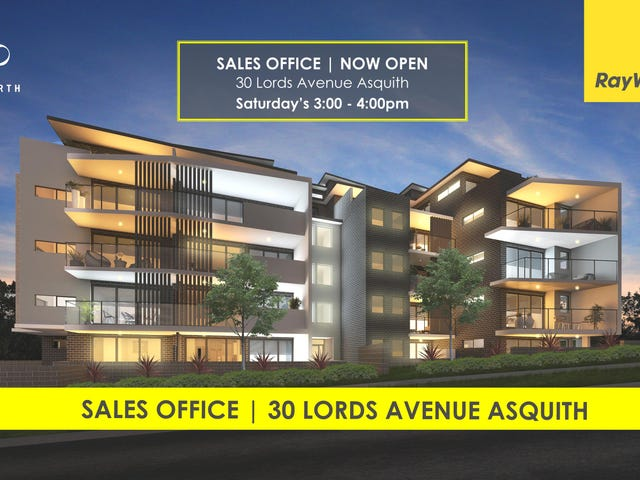31/28-32 Lords Avenue, Asquith, NSW 2077