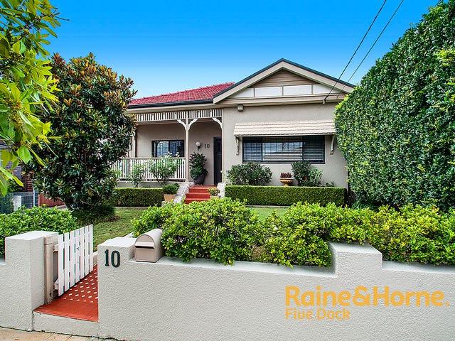 10 SUTTON STREET, Five Dock, NSW 2046