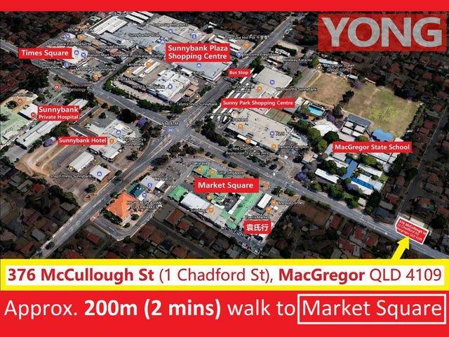 376 Mccullough Street (1 Chadford Street), MacGregor, Qld 4109