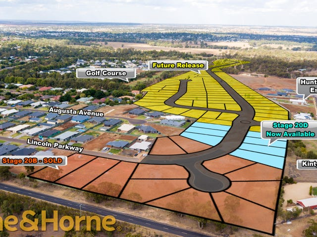 Stage 20D Lincoln Parkway, Grangewood Estate, Dubbo, NSW 2830