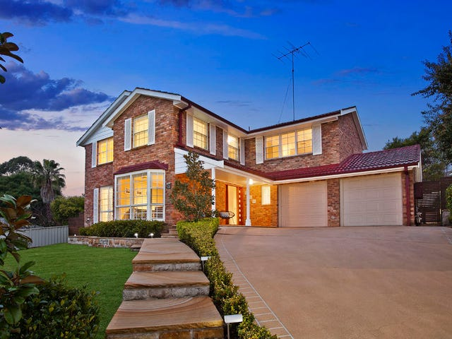 4 Merlin Court, Castle Hill, NSW 2154