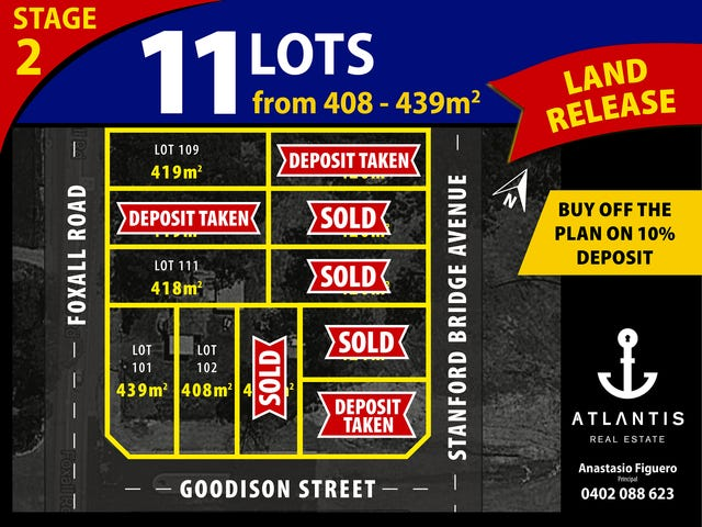 Lot 1 Foxall Rd, Kellyville, NSW 2155