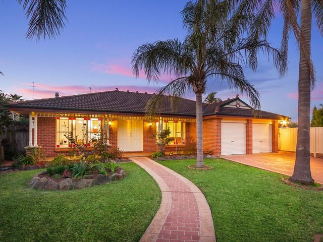 16 Croatia Place, Quakers Hill, NSW 2763