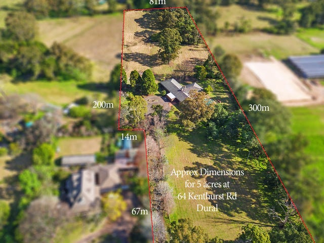64 Kenthurst Road, Dural, NSW 2158