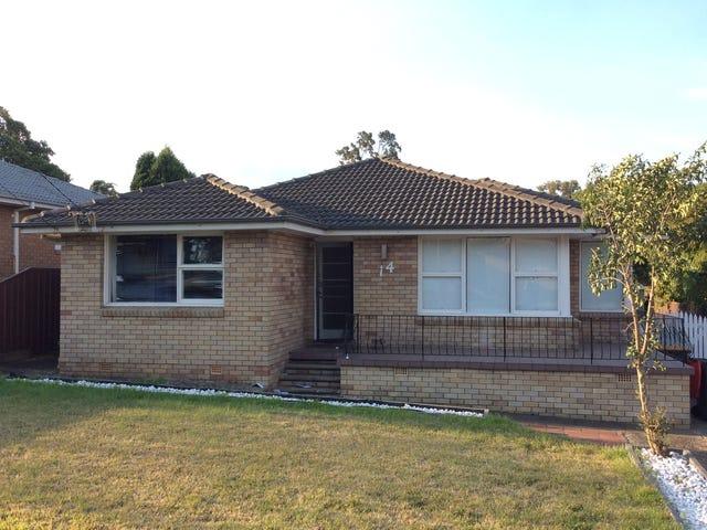 14 Crystal Street, Greystanes, NSW 2145