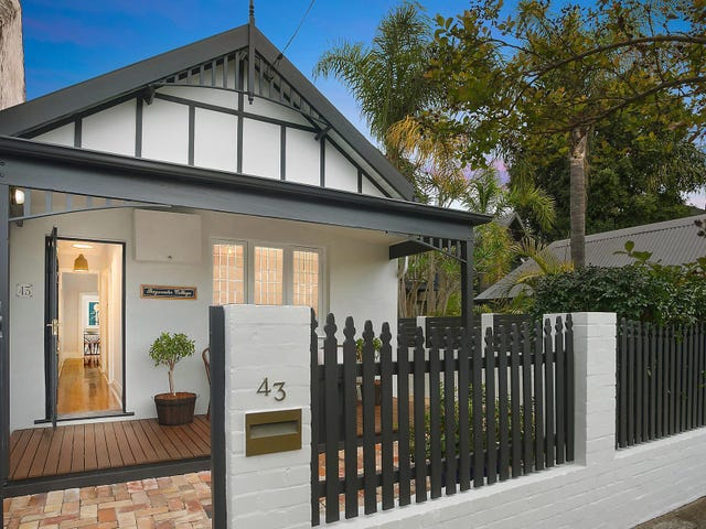 43 Huntington Street, Crows Nest, NSW 2065