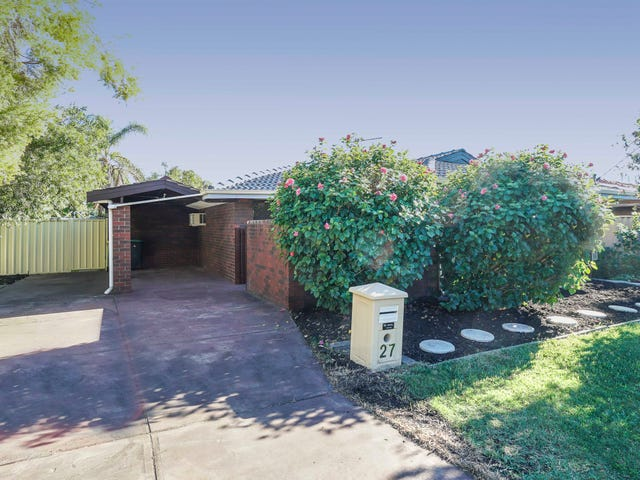 27 Dudley St, Rivervale, WA 6103