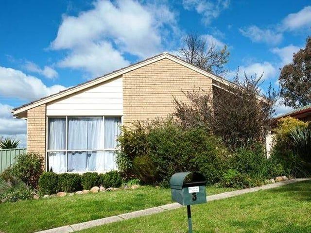 3 budginingi place, Thurgoona, NSW 2640