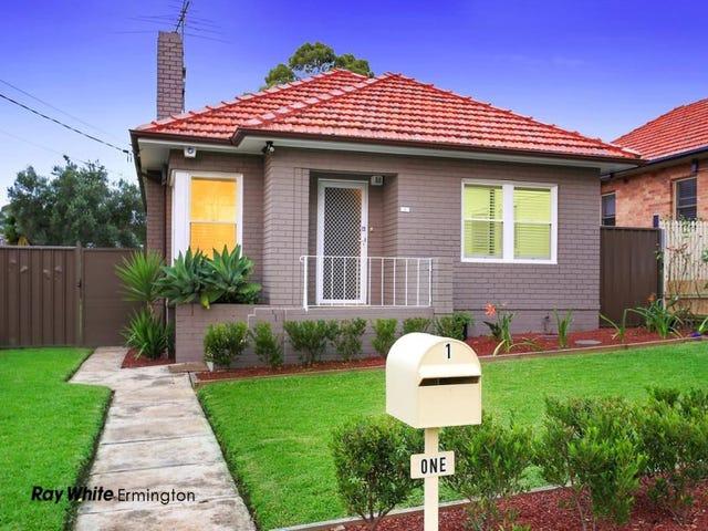 1 Maling Avenue, Ermington, NSW 2115