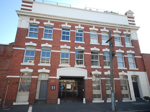 11/11 Anderson Street, West Melbourne, Vic 3003