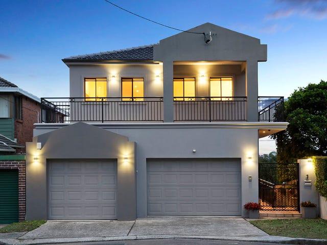 1 Waratah Street, North Bondi, NSW 2026