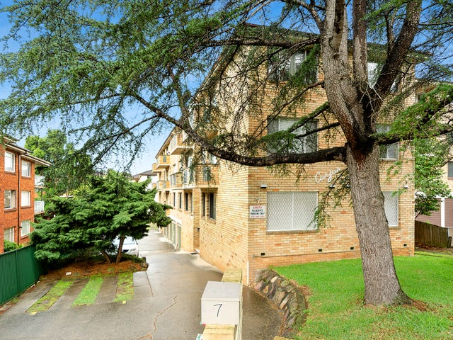 13/7 Curzon Street, Ryde, NSW 2112