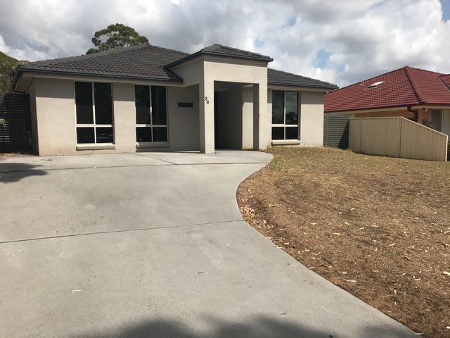36 Donalbain Circuit, Rosemeadow, NSW 2560