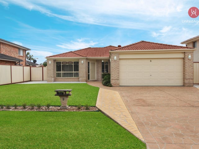 3 Wesley Place, Horningsea Park, NSW 2171