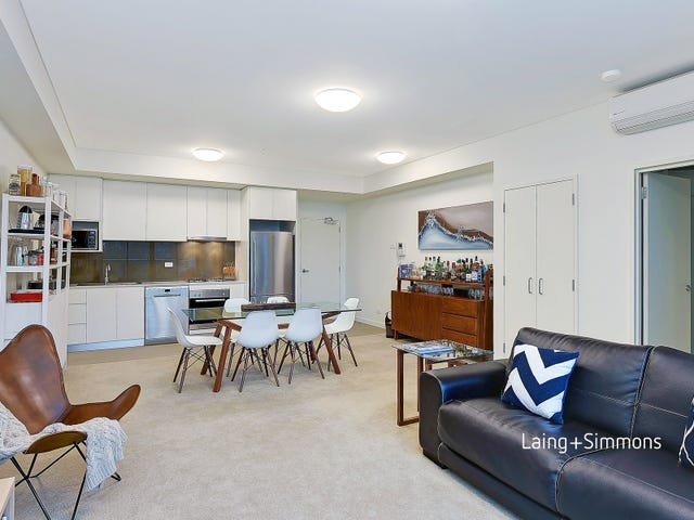 206/135 Pacific Highway, Hornsby, NSW 2077