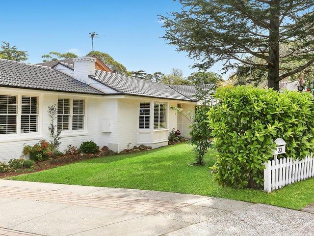 22 Valerie Avenue, Chatswood, NSW 2067
