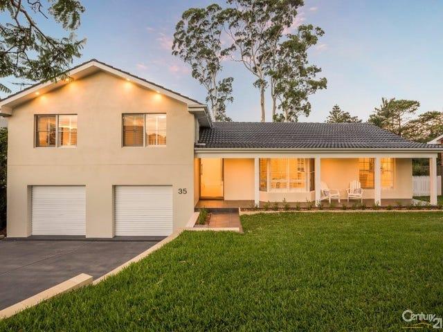 35 Lockhart Avenue, Castle Hill, NSW 2154