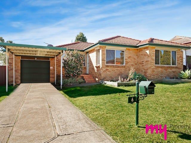 6 Wilson Place, Ruse, NSW 2560