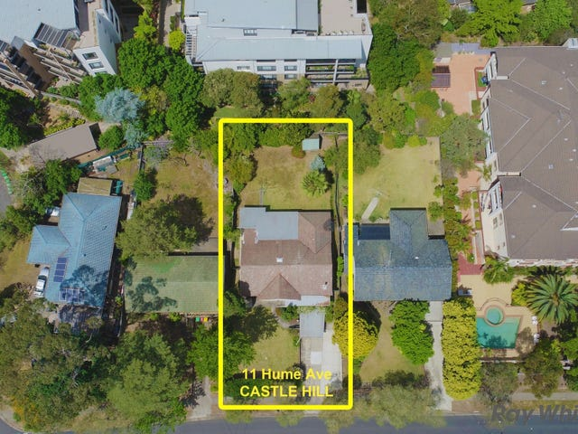 11 Hume Avenue, Castle Hill, NSW 2154