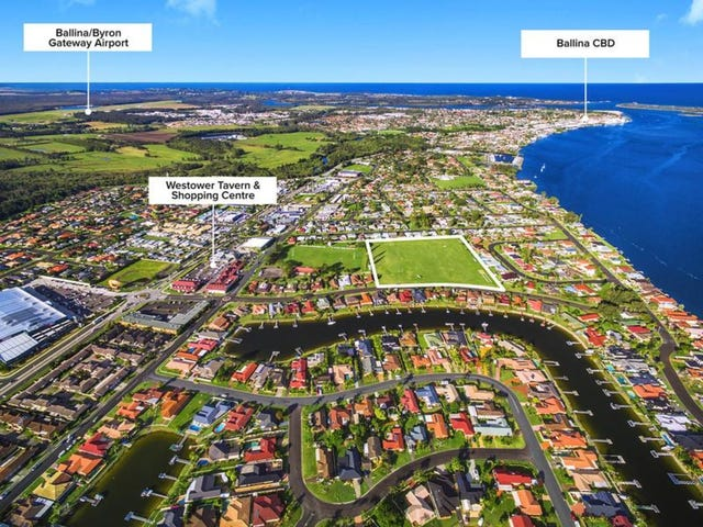 Quays Drive Land Release, Ballina, NSW 2478