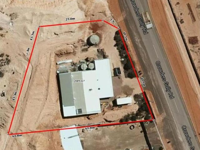 Lot 1406 Crowers Gully Road, Coober Pedy, SA 5723