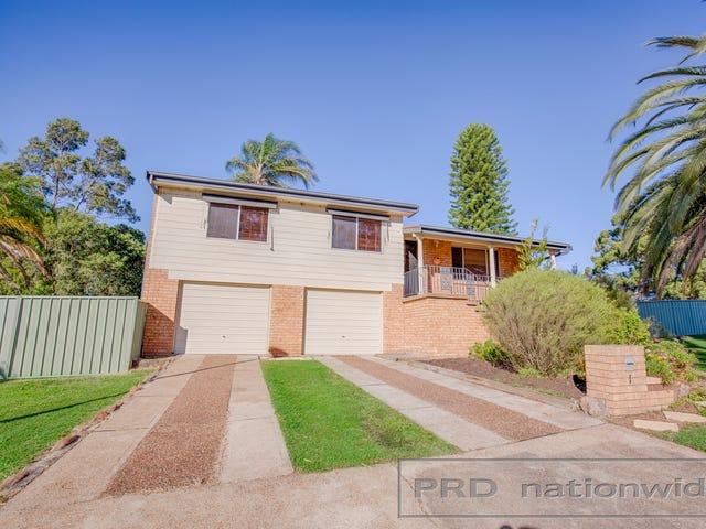 1 Sylvan Crescent, East Maitland, NSW 2323