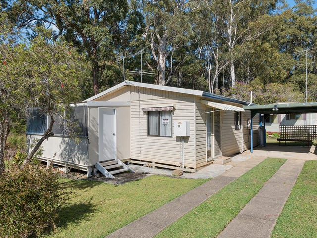 39 'Newville Cottage Park' 45 Old Coast Road, Nambucca Heads, NSW 2448