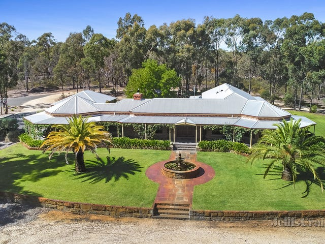 113 Ranters Gully Road, Muckleford, Vic 3451
