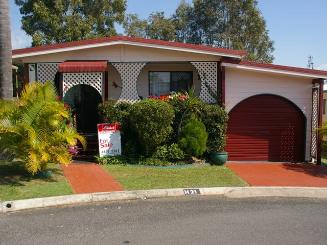 House 21, 295 Boat Harbour Drive, Scarness, Qld 4655