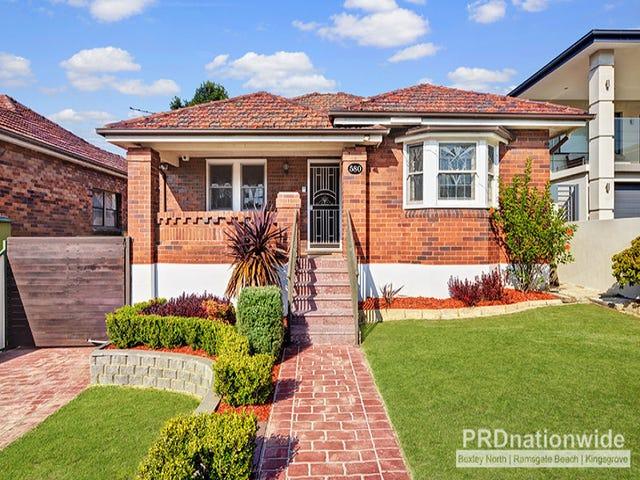 580 Homer Street, Kingsgrove, NSW 2208