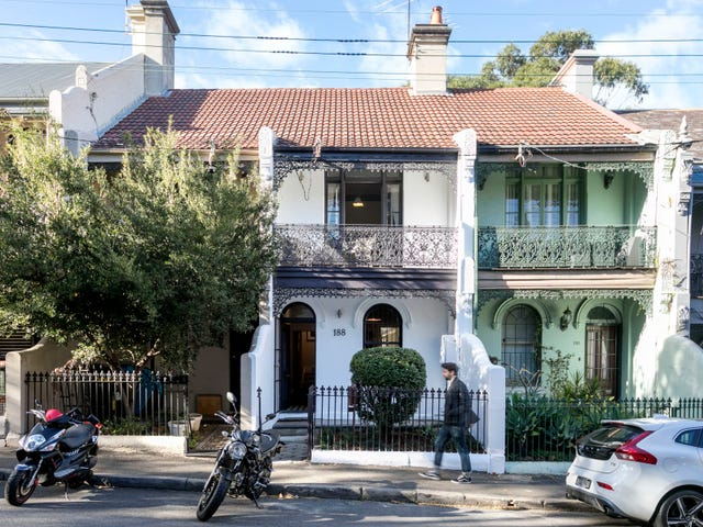 188 Hereford Street, Forest Lodge, NSW 2037
