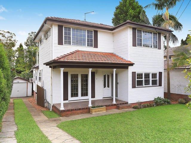 2 Heath Street, Ryde, NSW 2112