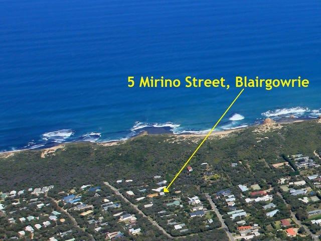 5 Mirino Street, Blairgowrie, Vic 3942